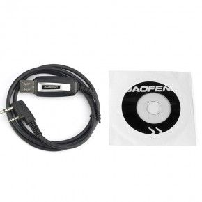 Cable de Pc Programacion Baofeng